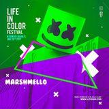 Marshmello - Live @ Life in Color Festival Miami 2017