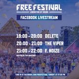 F.Noize - Free Festival 2019 WarmUp Mix - FB Rip