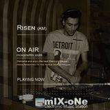 Risen -  Sound Barrier Radioshow #03 On mIXoNe FM