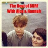 The Best of BURF with Alex & Hannah 2014 - 2015