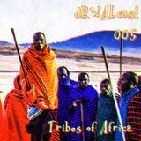 dRWALcast 005 pres. Drwalbalism - Tribes of Africa