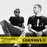 Konvent.0 Podcast #06 NX1