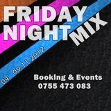 SET DJ RADU // FRIDAY NIGHT MIX04 09.11.2012
