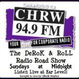 CHRW's DeRoK & RoLL Radio Road Show Ep 110 06/26/17