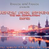 Breeze & Freeze - Ready for Spring 2012