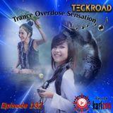 Teckroad - Trance Overdose Sensation Ep 132