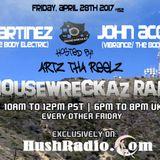 John Acosta - HouseWreckaz Mix 4/28/2017