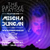 #039 The Groove Station Featuring Mischa Duncan