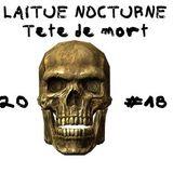 Laitue Nocturne #18 Tête de mort
