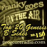 Franky Goes...On The Air émission 150
