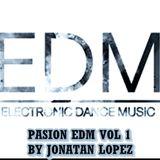 PASION EDM VOL 1 BY JONATAN LOPEZ