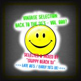 """Vintage Selection: BACK TO THE 90s - vol. ooo7 (GIUPPY BLACK - Late 80s / Early 90s """"B"""")"""