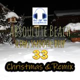 AbSoulute Beach 33 - Christmasparty with electronic remixes of the 80s stuff