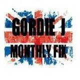 Gordie J's Monthly Fix 33