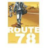 BD Route 78 Cartier Delcourt Salon du livre 2015