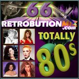 Retrobution Volume 66 – Totally 80's, 119-125 bpm