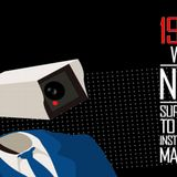 Red Pill Podcast #9: Are We Living in 1984? (Big Brother, Police State, Spying, & Snowden)