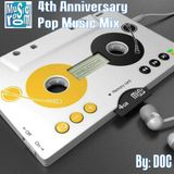 The Music Room's 4th Anniversary Pop Music Mix - By: DOC (10.24.14)