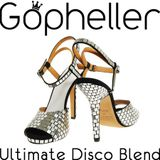 Gopheller Presents ''The Ultimate Disco Blend'' (Mix Tape)