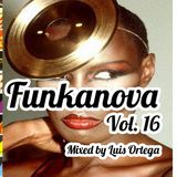 Funkanova Vol. 16    Mix By Luis Ortega
