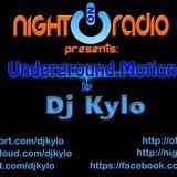 DJ Kylo - Underground Motion #070