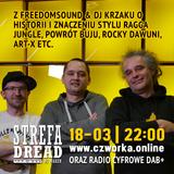 Strefa Dread 587 (ragga jungle, Buju Banton etc.) 18-03-2019