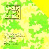 Hadi @ Beats United Radio EP 73
