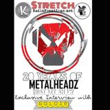 DJ Stretch 20 YEARS OF METALHEADZ (with EXCLUSIVE GOLDIE INTERVIEW)