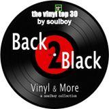 "back to black soulboy presents** the vinyl 12""top30**"