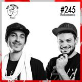 Get Physical Radio #245 mixed by Robosonic