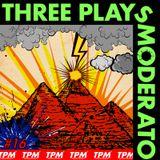 Three Plays Moderato #16