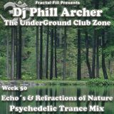 Echo's and Refractions of Nature - The UnderGround Club Zone Radio Show