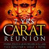 dj Zolex @ La Rocca - Carat Reunion 25-12-2013