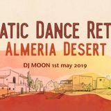 Dj MOON  Ecstatic Dance Almería  May 1st 2019