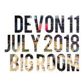 Devon 11 - July 2018 - Big Room