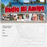 Paul Newman on Radio Mi Amigo International, 1st March 2015 with oldies on 6005 KHz (49m) shortwave