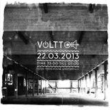 Mladen Tomic - Live @ VOLTT Warehouse Edition NDSM Docklands Amsterdam (Netherlands) 2013.03.22.