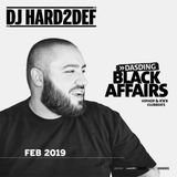 Black Affairs Radioshow   Feb 2019