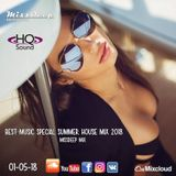 MissDeep  Special Summer House Mix  Best of Deep House Sessions In HQ Sound 01-05-18  by MissDeep