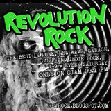 Revolution Rock - DJ Bonebrake Interview (September 16th, 2017)