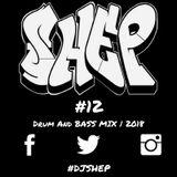 Drum & Bass Mix 2018 | Shep #12