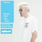 Rinse FM 12/10/2015