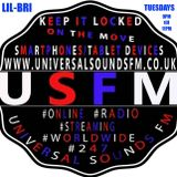 LIL BRI USFM ( 002 ) RADIO 9TH AUG MY-STYLE MULTI GENRE & FORMAT