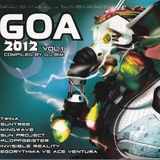 Goa 2012 Vol.1 Mixed By Duran - CD1
