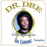 Dr. Dre Chronic the Samples by DJ Ream Supreme