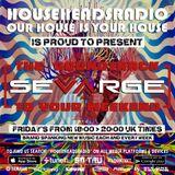 Sevarge - HouseHeadsRadio - 19.10.2018