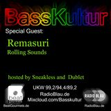 Basskultur Beat Gourmets Radio Show with Special Guest Remasuri