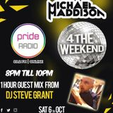 Guest Mix I did on Michael Maddison's 4TheWeekend show on Pride Radio 6th October 2018