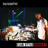 """InterFM """"Club Style Monday"""" Nov.09.2015"""