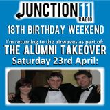 Rhodders Returns- Alumni show for Junction11's 18th Birthday